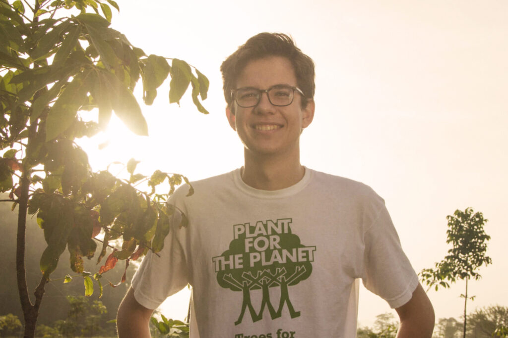 Plant for the planet - felix finkbeiner kämpft gegen den Klimawandel