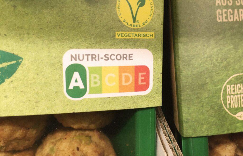 Nutri-Score gibt an, wie gut das Produkt für dich ist