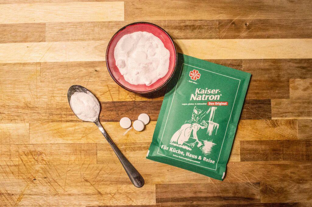Natron ist ein Multitalent im Haushalt und für die Hyge