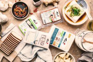 Bio-Tofu Produkte von Taifun