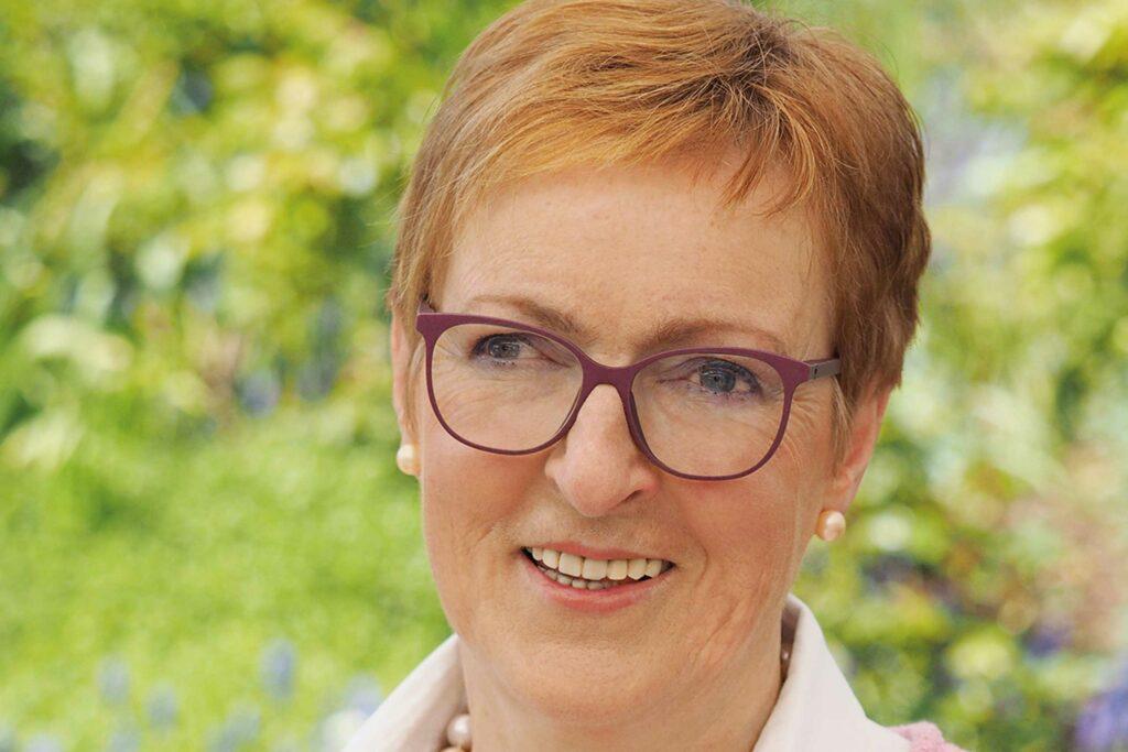Marie-Luise Linkh, Präsidentin der LandFrauen Baden-Württemberg e.V.