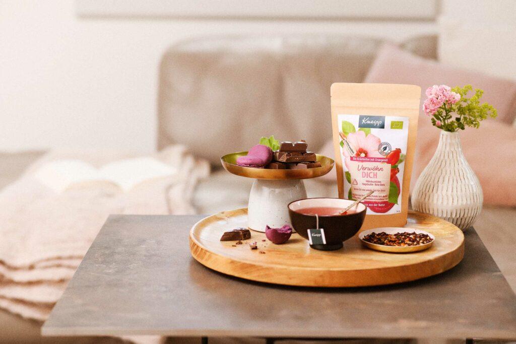 Verwähn-Tee der Firma Kneipp