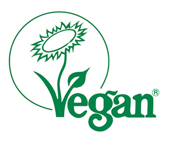 Das Siegel der Vegan Society