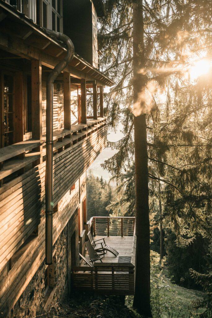 BIO HOTELS liegen oft mitten in der Natur